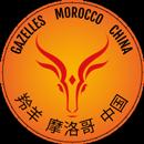 Gazelles Morocco China Logo